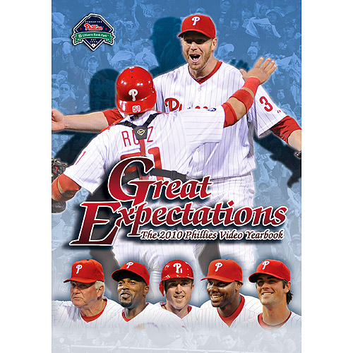 Philadelphia Phillies Great Expectations: The 2010 Philadelphia Phillies Video Yearbook DVD - MLB.jpeg